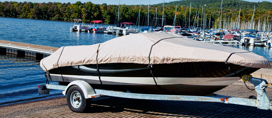 EMPIRECOVERS BOAT COVERS