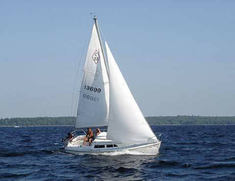 Now available for day sailing and charter