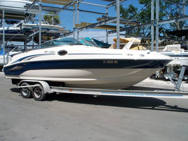 2003 SEA RAY 240 SUNDECK — MAKE OFFER!!! – $22900 (ST. PETE)