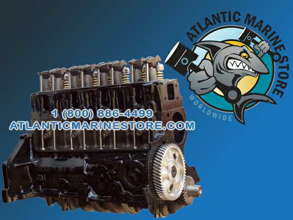 Atlantic Marine Store *REMANUFACTURED ENGINE PACKAGES*