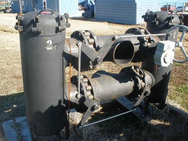 Pumps, strainers, hose, valves, meters, all fueling equipment