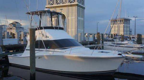 Luhrs 320 T 1992 , Gulfport, MS Asking $ 36,000.