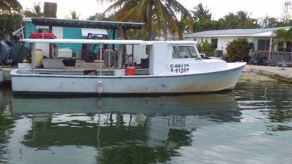 39 crusader lobster stone crab boat 39000 boatnation for Crab fishing boat