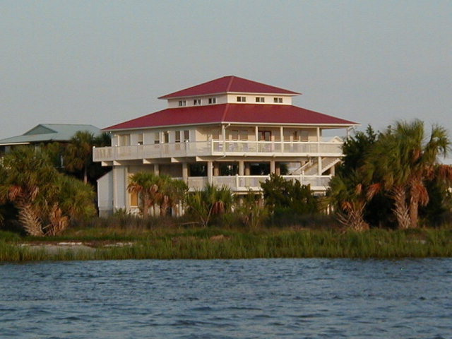 MLS#769998 Georgeous!! Upscale Stilted 4 Bedroom 3.5 Bath Waterfront Home