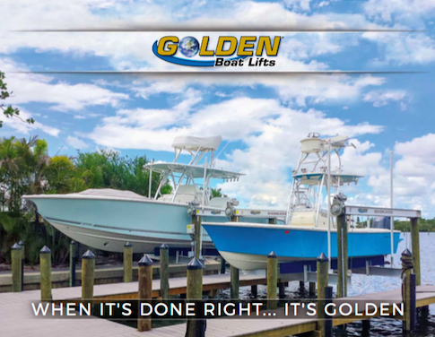 Golden Boatlifts and Aluminum Docks (Residential and Commercial)