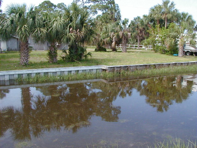 MLS# 769955 Waterfront Lot with a Great View of the Gulf of Mexico.