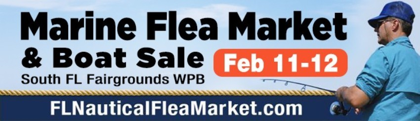 Marine Flea Market – Boat Show and Sale – Public Boat and Vehicle Auction – Marine Art and Crafts