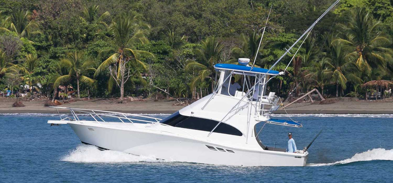 Quepos fishing charters 1 800 388 9957 quepos costa rica for Costa rica fishing charters