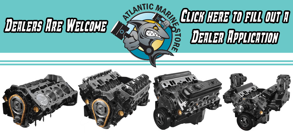 New and Re manufactured Marine engines    Atlantic Marine Store.