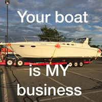 The Bottom Line In Marine Transport/Boat Hauling, We Move The Finest Boats, YOURS!