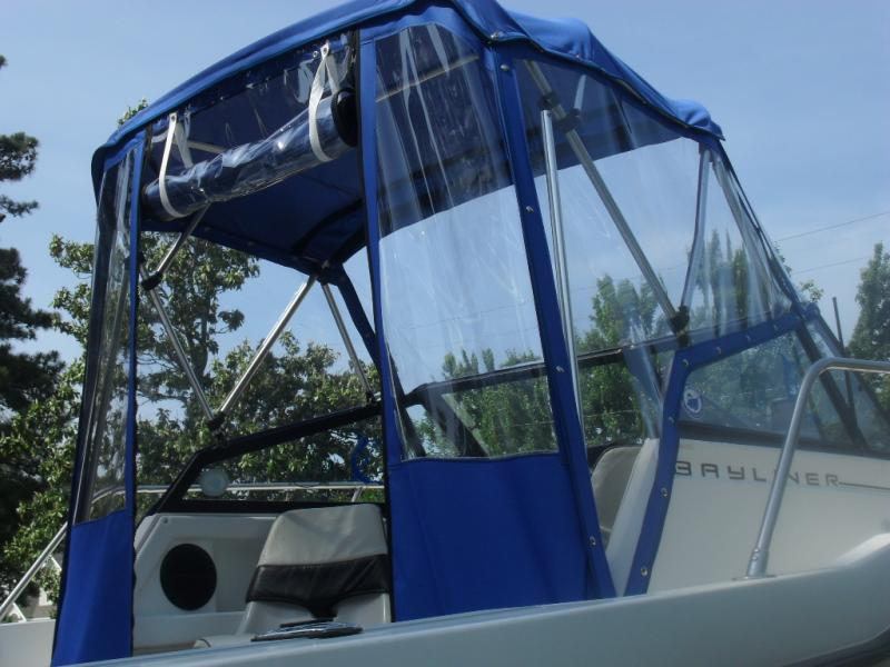 White's Marine Canvas & The Canvas Boat Top and Enclosure Repair Specialist