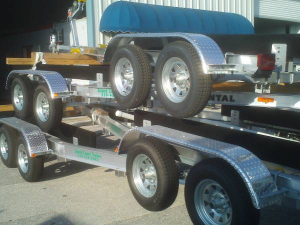 Trailers, NEW Boat** 2019's ^^ Trailers ALUMINUM or Galvanized 400Models **$525