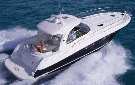 50′ 	Sea Ray 500 Sundancer 2004 $ 337,500