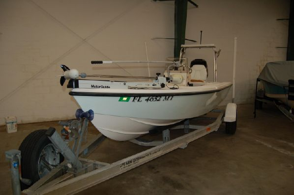 10′ Boss Boats 10 Yachtsman  15hp Yamaha New arrival Year: 2003 $ 4,495