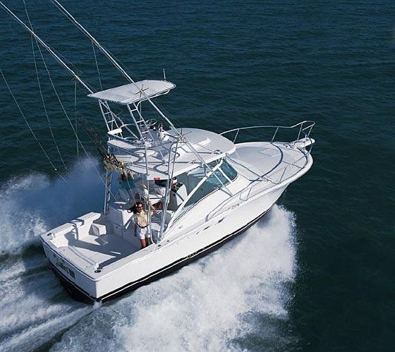 32′ Luhrs 32 Open  New arrival Year: 2007  $ 169,995