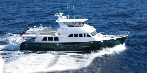 77′ Grand Alaskan Pilothouse  2002 $ 2,225,000 Located in Jacksonville, FL
