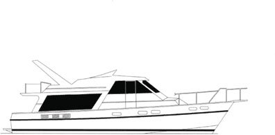 Bayliner 4550 Pilothouse Motoryacht  By Jack Hornor Revised by BoatUS editors in October 2012
