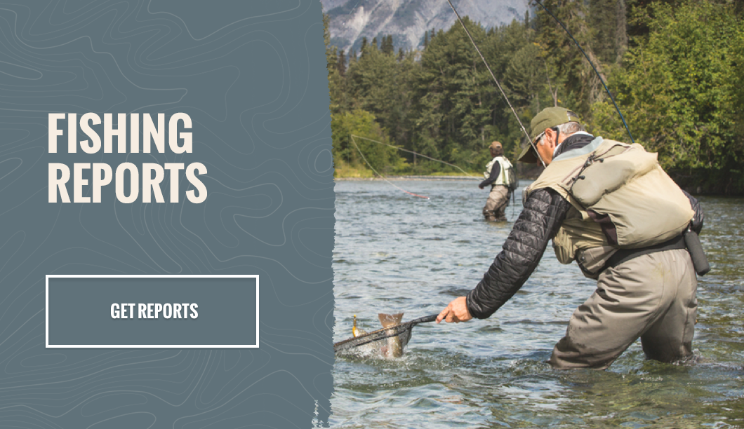 Jd high country outfitters boatnation for Jds fish report