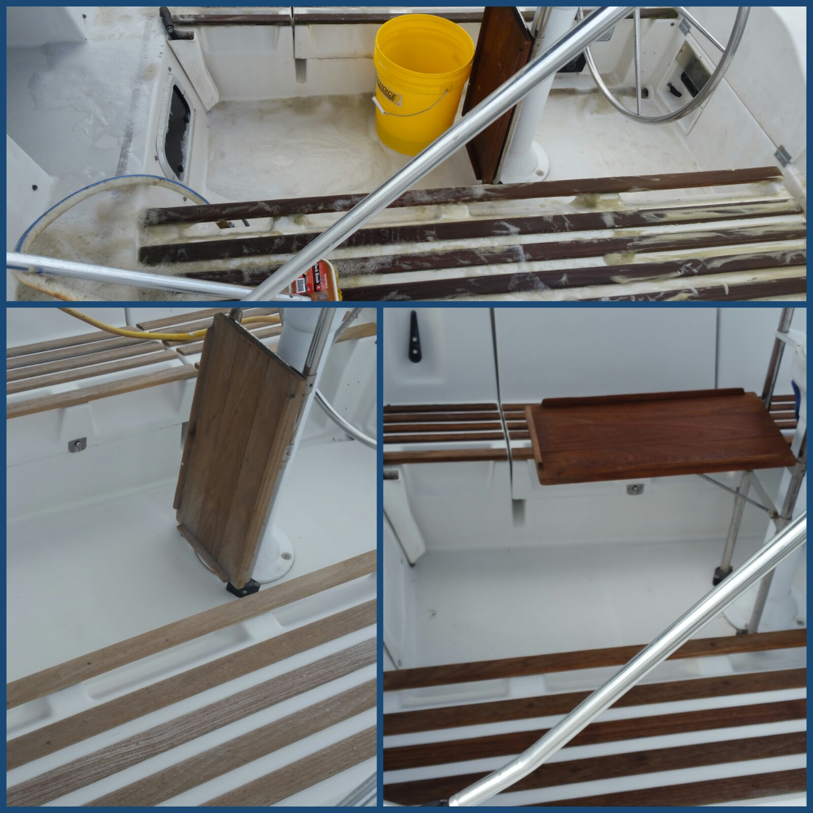 Ship Cleaning Services : Professional boat cleaning services boatnation