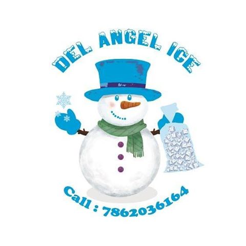 Del Angel Ice Corp,Our company goal is providing the best service""