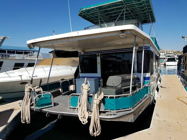 1993 54′ Stardust TKZ Houseboat-For Sale or Partnership (Make some great memories!)