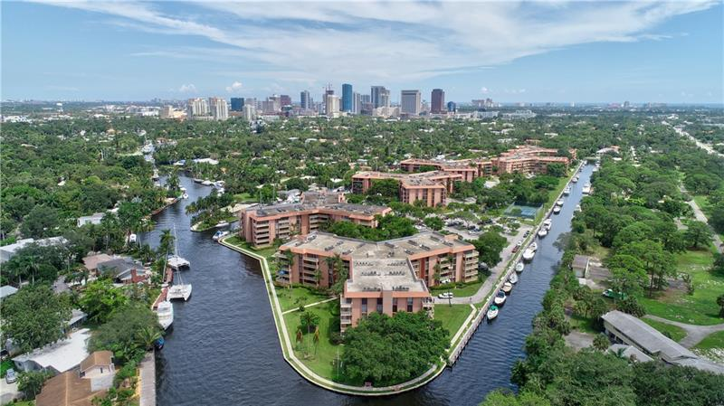 Boat Lover's Condo on the New River in Ft. Lauderdale