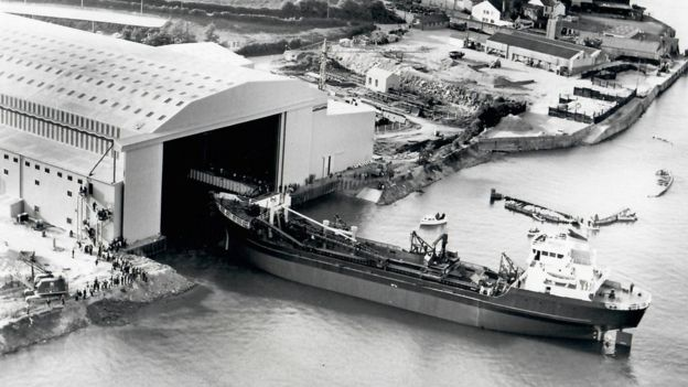 Could Falls of Clyde 'save' Appledore shipyard?