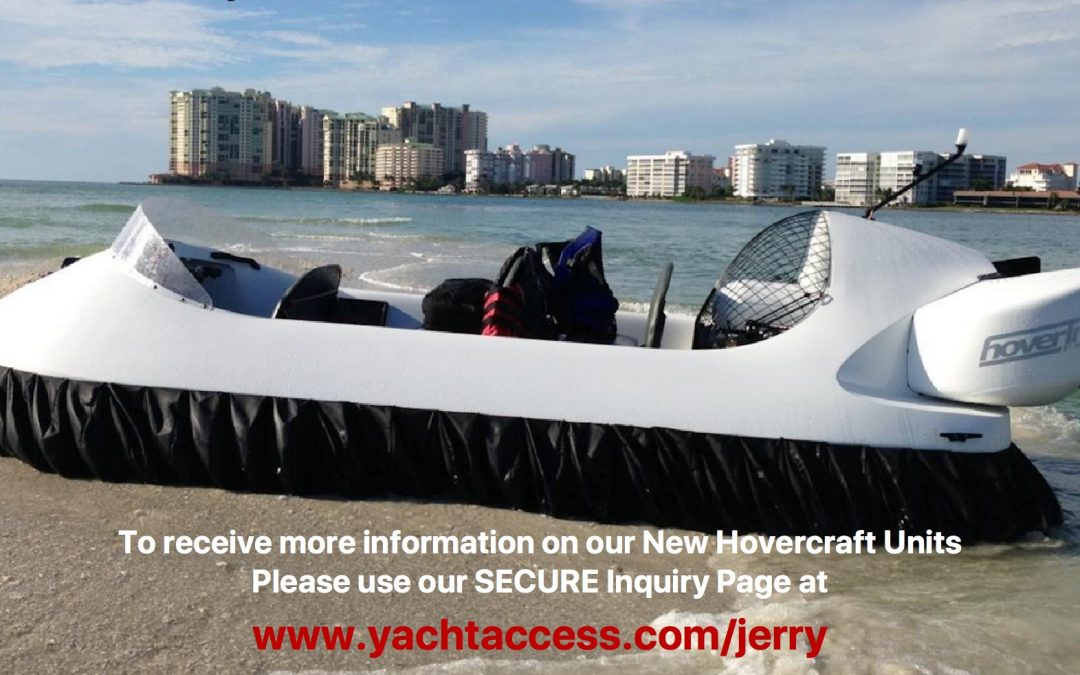 Brand New Neoteric Hovertrek Hovercraft Units For Sale