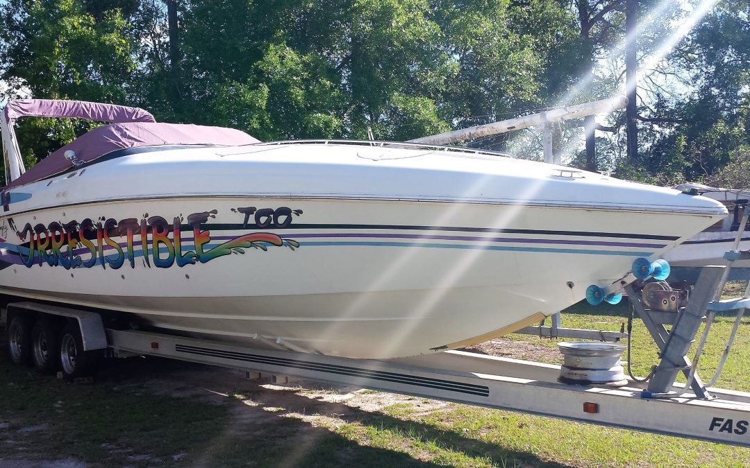 Baja 38 Special powered by twin Mercruiser 502's