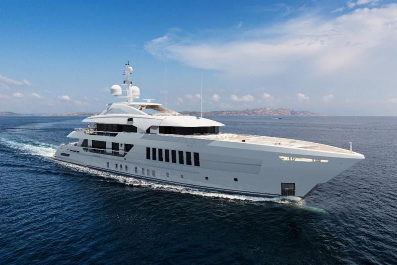 PROJECT POLLUX   180   'Heesen Yachts USA