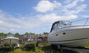 Boat Storage / BoatYard  and  RV Storage  In North Florida  St. Augustine Fl.