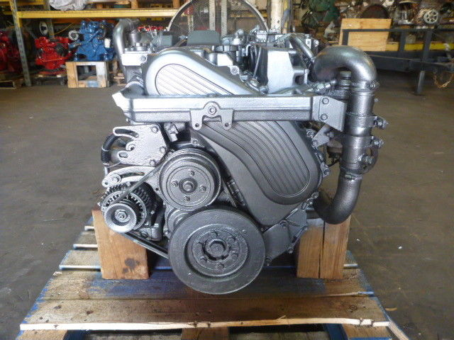 Used Yanmar 6LP-STP- 315HP Diesel Inboard Engine