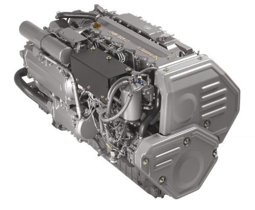 Brand new Yanmar 6LY3-ETP marine diesel engine 380hp