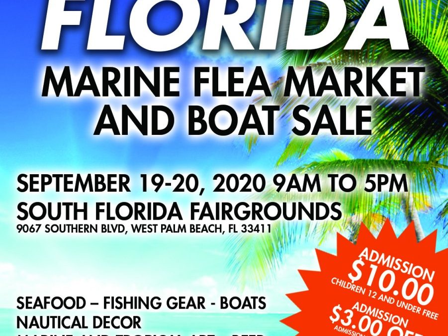 Florida Marine Flea Market and Boat Sale