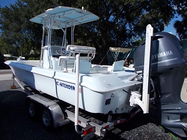 Contender 25 Bay 2016  119,800 Consignment Boat Sales   Jacksonville / Mayport Fl.       904-249-6225
