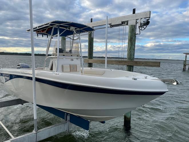 2014 Sea Chaser Offshore 2100 CC