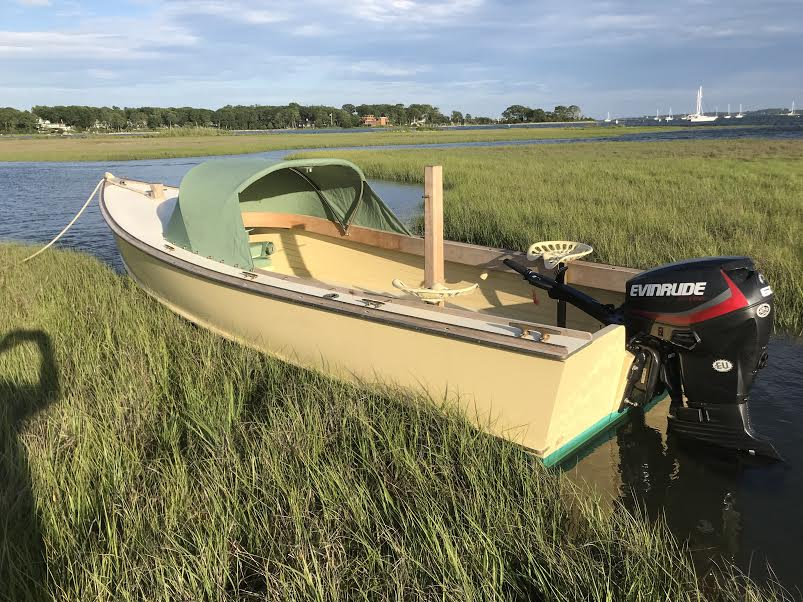 "2019 Duck Island 20 Ft SKIFF ""PINTAIL"" $38,000"