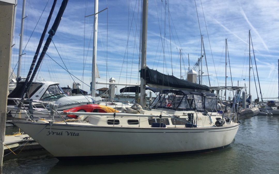 1985 S2 11.0C 36′ center cockpit sloop – cruising-ready! – priced for quick sale