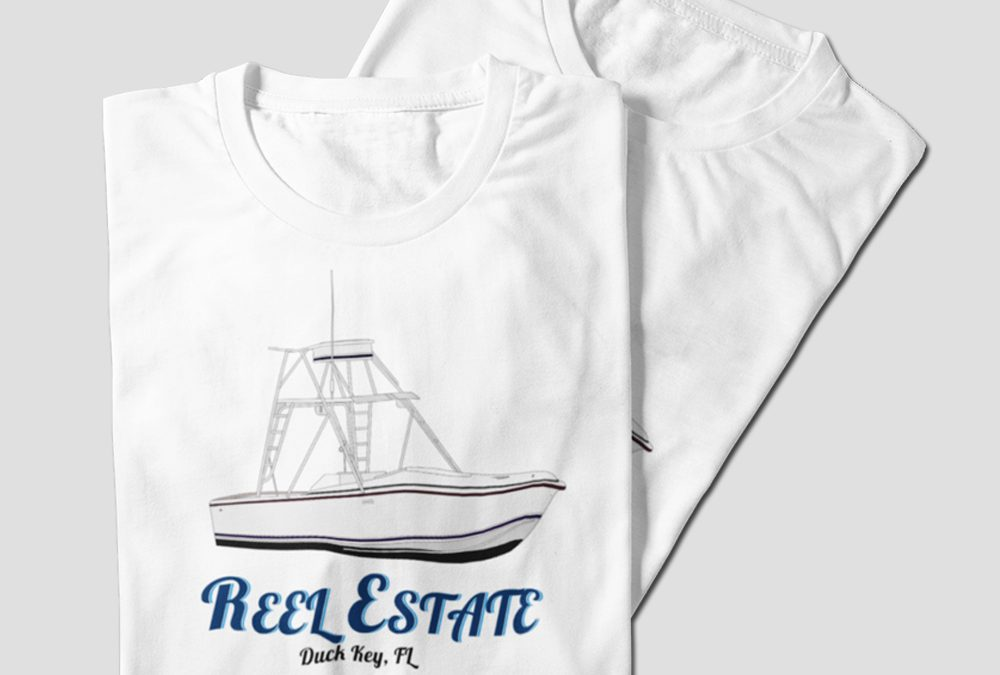 Custom Yacht Shirts – On-demand Gear for your Boat!